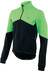 PEARL iZUMi Elite Thermal - Maillot manches longues Homme - vert/noir